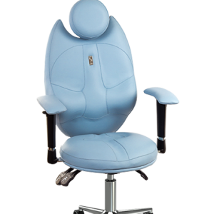 Детски ергономичен стол Kulik System Trio Blue