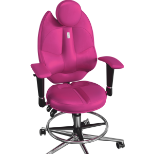 Детски ергономичен стол Kulik System Trio Pink