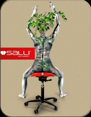 Динамични столове Salli