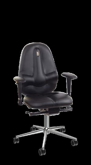 Ергономичен офис стол Kulik System Classic Black