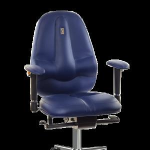Ергономичен офис стол Classic Blue