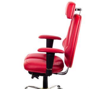 Ергономичен стол Kulik System Classic Red на супер цена