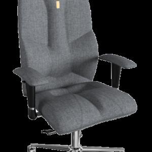 Ергономичен офис стол Kulik System Business Azur