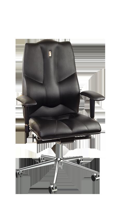 Ергономичен офис стол Kulik System Business Black-Normal