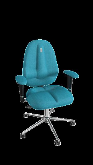 Ергономичен офис стол Kulik System Classic Azur