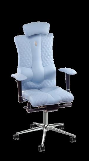 Ергономичен офис стол Kulik System Elegance Blue