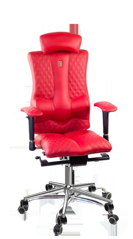 Ергономичен офис стол Kulik System Elegance Red