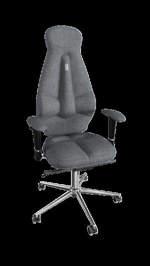 Ергономичен офис стол Kulik System Galaxy Azur