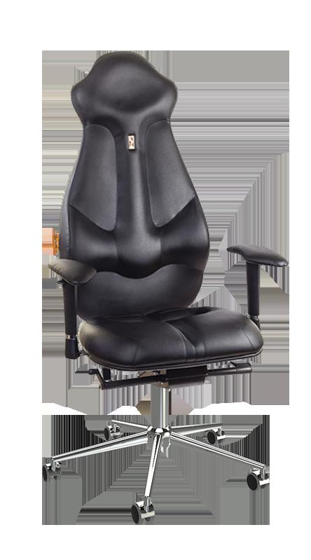 Ергономичен офис стол Kulik System Imperial Black