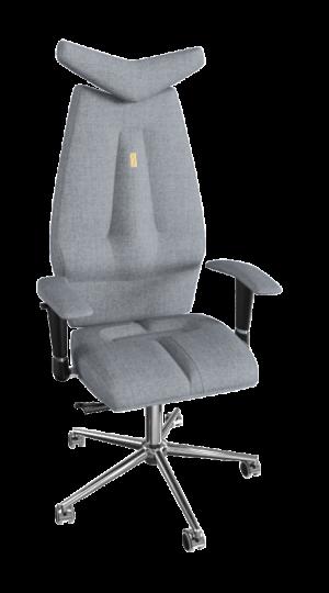Ергономичен офис стол Kulik System Jet Azur
