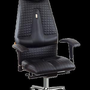 Ергономичен офис стол Kulik System Jet Black