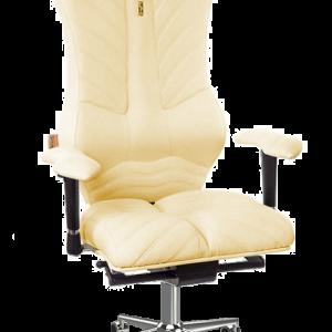Ергономичен офис стол Kulik System Monarch Beige