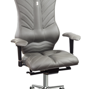 Ергономичен офис стол Kulik System Monarch Gray