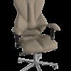 Ергономичен офис стол Kulik System Royal Azur