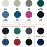 Цветове за столове SALLI