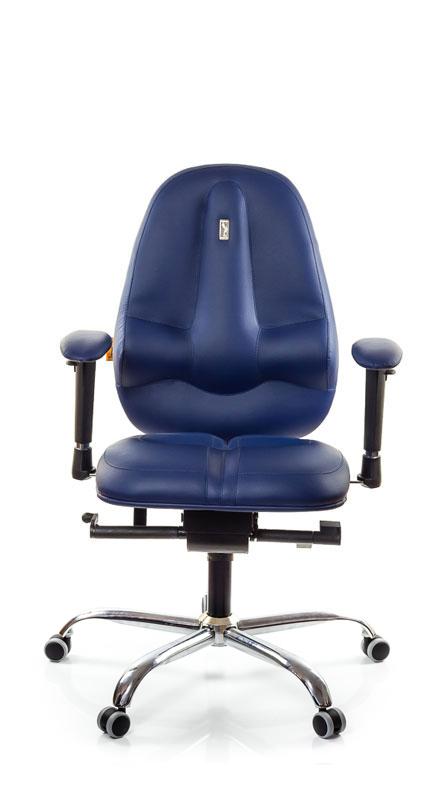 Ергономичен офис стол Kulik System Classic Blue