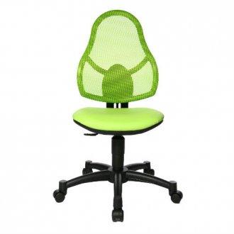 Детски Ергономичен стол Open Art Junior Зелен